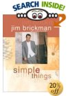 Simple Things van Jim Brickman met Cindy Pearlman.