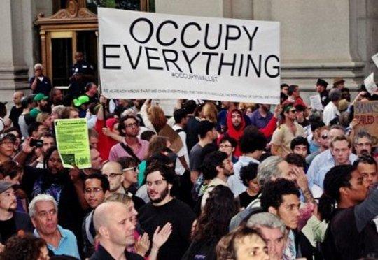 Почему взрываются Некоторые Ненасильственные движения?