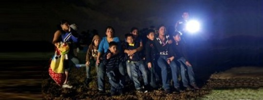 Why Are Immigrant Children Flooding Across the U.S. Border?