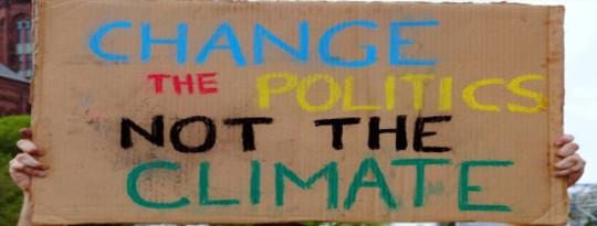 वहाँ हो जाएगा भुगतान करने के नरक नेताओं पीपुल्स जलवायु चिंताएं अनदेखी कर रहे हैं के रूप में