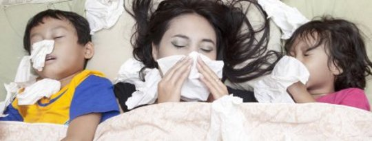 Five Common Myths Tungkol sa Seasonal Flu