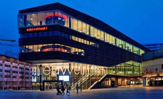 Nederlandse biblioteek