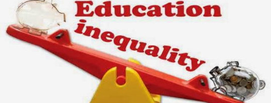 Back to School, and to Widening Inequality
