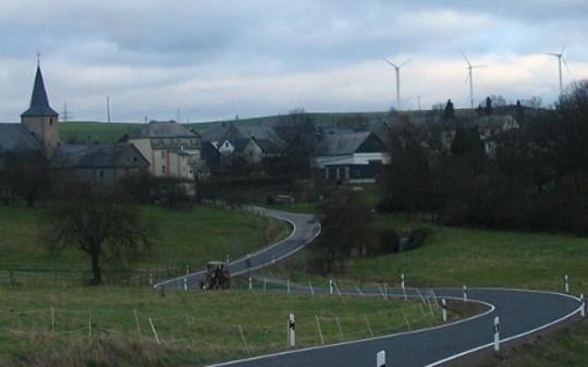 tyska byn