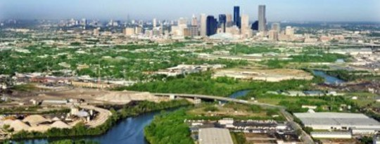 The Greening of Houston, The Politically Inhospitable Capital of Oil Industry