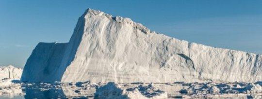 Grönlands Jakobshavn Glaciär plockar upp fart till havet