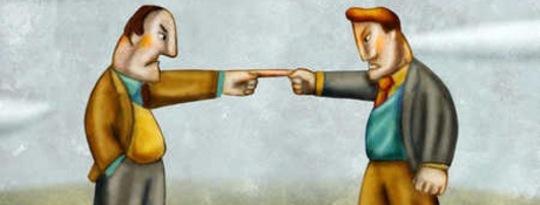 Membuat Orang Lain Menderita atau Membuatnya Bahagia: Realita atau Percaya Diri?