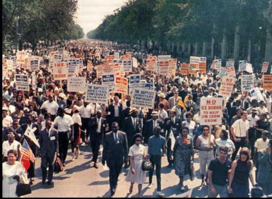 क्या पीपल्स क्वालीट मार्च वाशिंगटन में इस जनरेशन का मार्च होगा?
