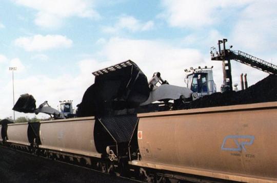 carvão de queensland