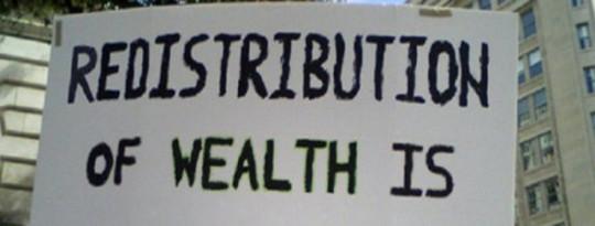 L'année de la redistribution de la grande richesse