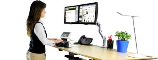 Bumangon ka tumayo ka! Five Health Benefits ng Standing Desks