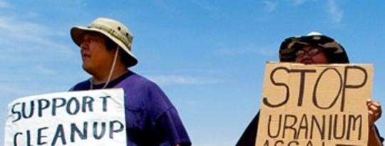 Sekali Di Tambang: Warisan Uranium di Negara Navajo