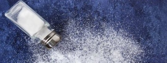 Salt Overload – It's Time To Get Tough On The Food Industry