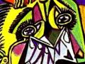 Mary's Story: Painting to Release the Past & Heal [Arte: detalhe de Weeping Woman (1937) por Pablo Picasso]