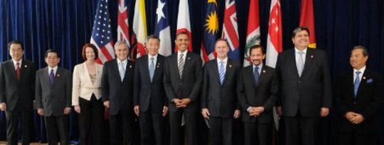 Major Political Donors Have Access to TPP Documents. Everyone Else? Not So Much.