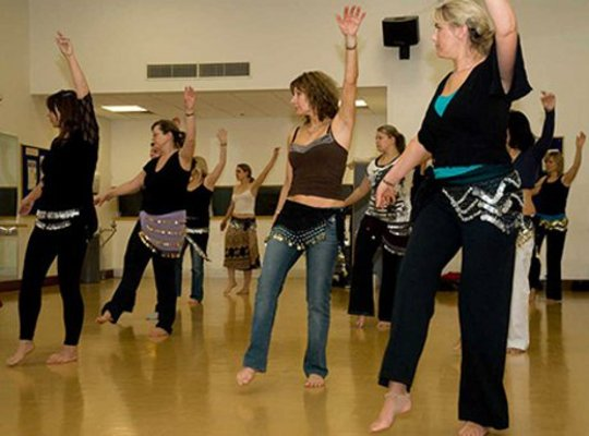 Belly Dancing for Body, Mind, and Spirit