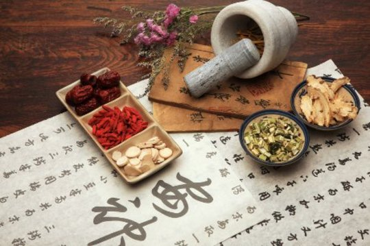Herbs In Chinese Medicine Assist Nature and The Body's Own Healing Abilities