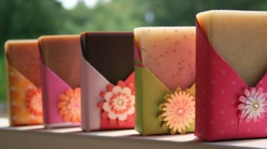 All About Soap and Making It Naturally