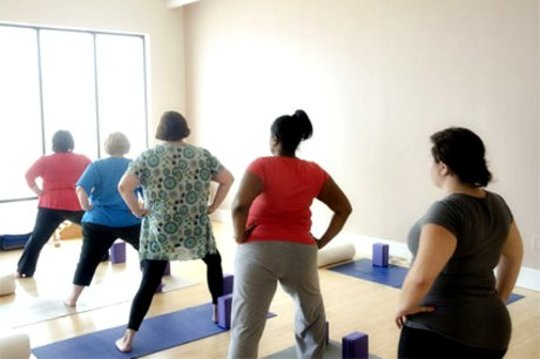 "Yoga: A Fitness Resource For People With ""Round Bodies"""