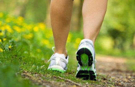 Stress Walking: Ένα βήμα προς τη σωστή κατεύθυνση