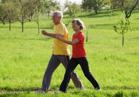 How to Walk for Health, Fitness, and Peace of Mind