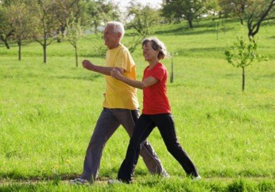 Πώς να περπατήσετε για υγεία, φυσική κατάσταση και ηρεμία