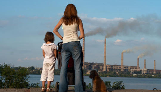 Air Pollution May Be Damaging Children's Brains Before They Are Even Born