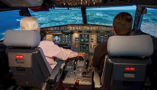 Germain Airliner war ein Opfer des Deadlocks zwischen Sicherheitsanforderungen