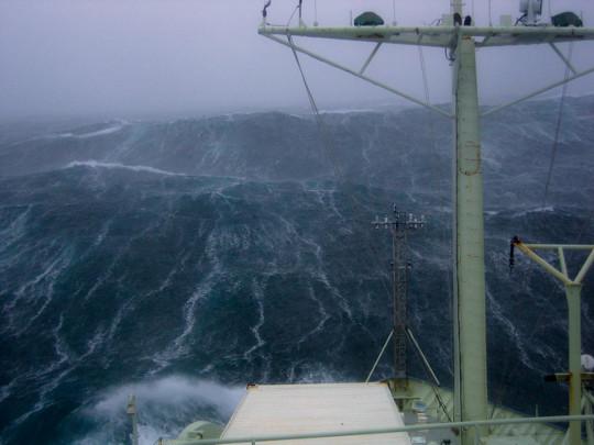 arktisk storm