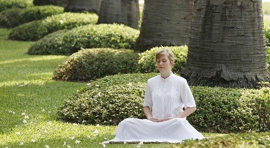 Å oppnå Silence of Absolute Samadhi gjennom Zazen