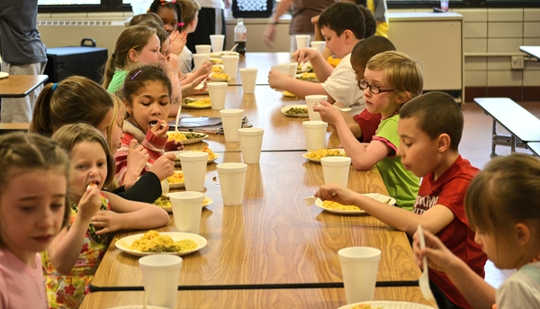 A Good Breakfast Actually Does Boost Children's School Grades