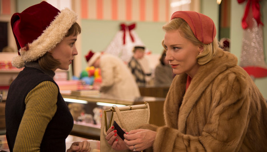 The Movie Carol Is A 1950s Tale Of Two Women In Love