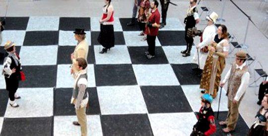 Hayat Oynamak Öğrendiğin Satranç Oyunu