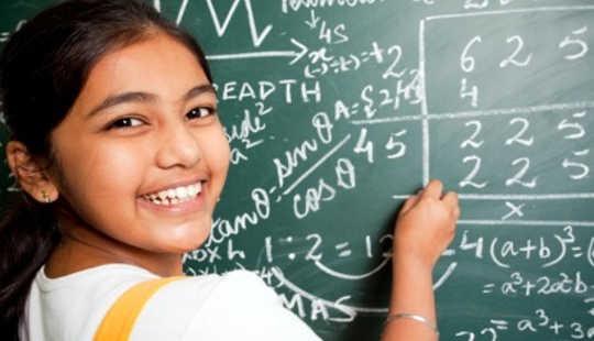Barn föredrar matematik när du låter dem visa upp svaret för sig själva