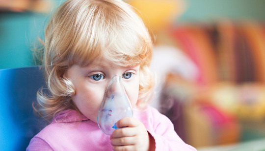 Children's Asthma Risk Isn't All About Location