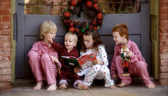 Barn behöver gilla vad de läser för att utvecklas