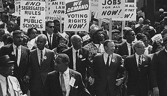 नागरिक अधिकारों के आंदोलन