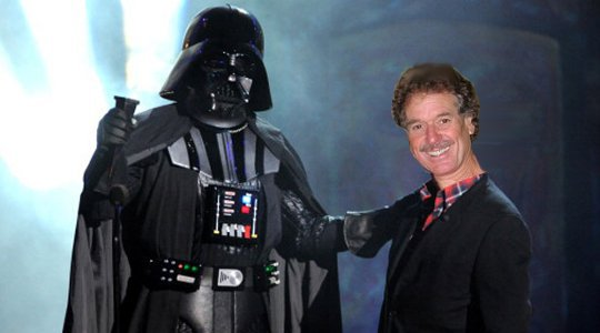 My Encounter with Darth Vader: Being God's Fool