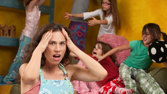 Dating met kinders: voel die skuld en doen dit in elk geval
