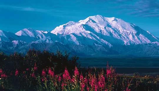 Di Alaska Ia sentiasa menjadi Gunung Denali Bukan McKinley