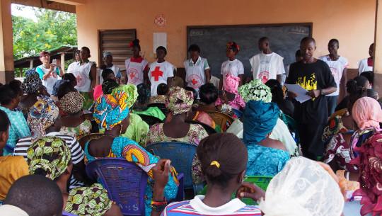 تولید ناخالص داخلی: شوک ابولا باید به ما فشار آورد تا کیفیت رشد را ادامه دهد