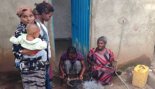 ethiopian womenThe Impact Of Climate Change Is Not Gender Neutral