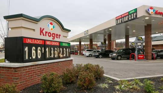 Vad ska Amerika göra med sin $ 2 per gallon gasavfall?