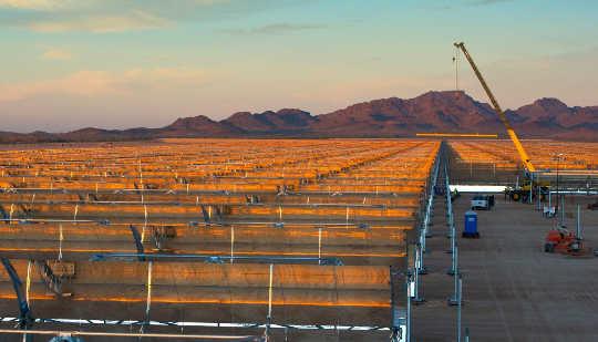 A energia solar dá passos gigantescos à medida que os preços caem