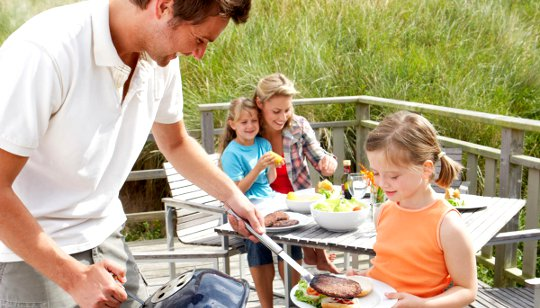 Vetenskapen säger: Ät med dina barn
