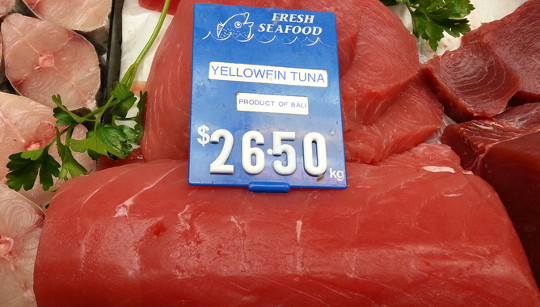 The Mercury Level In Your Tuna Is Getting Higher