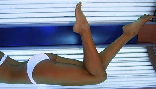 Indoor Tanning Is Not Necessarily A Safer Alternative To Sitting In The Sun