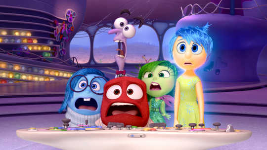 Ang Disney Movie Inside Out At The Democracy Of The Modern Mind