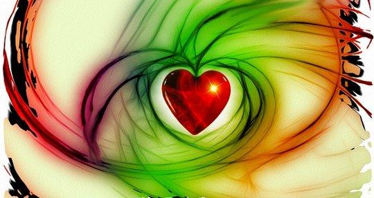 愛は内部の仕事です