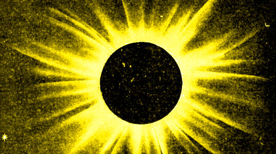 A Cosmic Humdinger Eclipse: Ready For Deep And Abiding Change